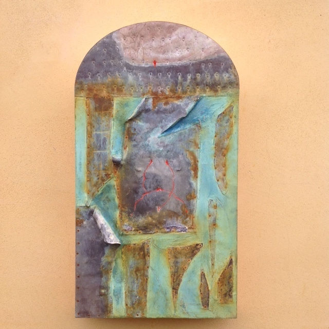 , 'Lacerazione di un cielo,' 2015, Piero Atchugarry Gallery