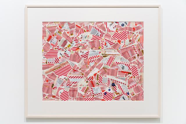 Tetsuro Kano, 'Dazzled signs', 2019, Yuka Tsuruno Gallery