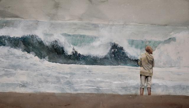 , 'Storm,' 2017, Fusion Art