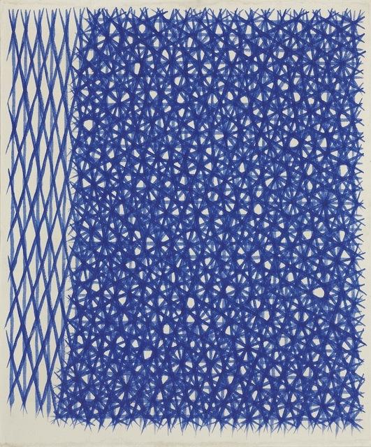 , 'Trama aperta II,' 1965, Matteo Lampertico