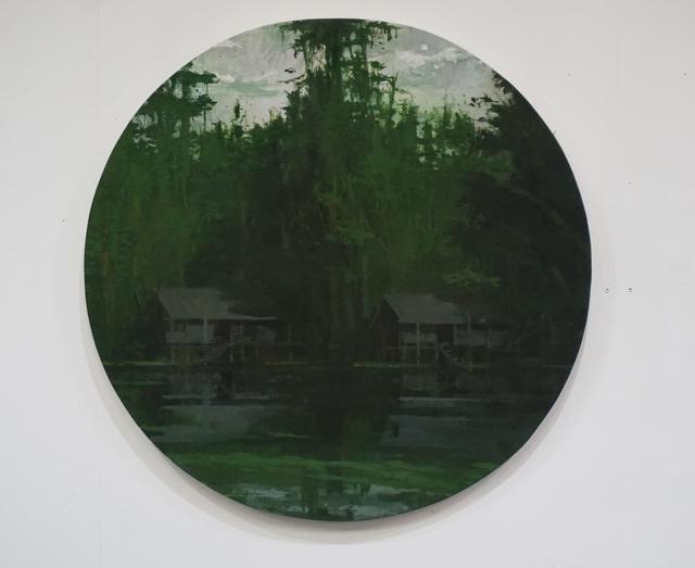 , 'Houses on stilts on the Amazon, Jungle series,' 2014, Artistics