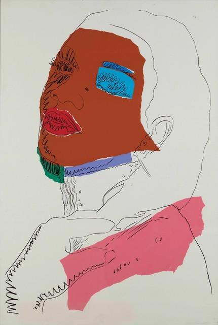 Andy Warhol, 'Ladies and gentlemen', 1975, Cambi