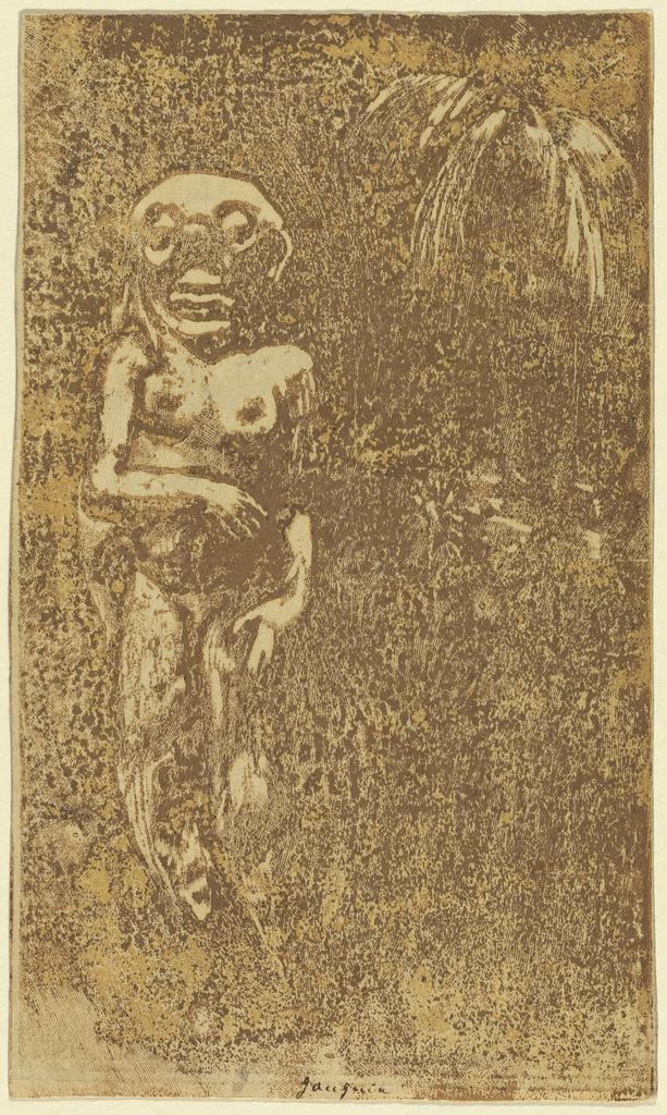 Gauguin Oviri Paul Gauguin   Oviri (...