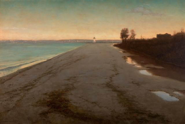 Thomas Kegler, 'Edgartown Twilight', Active Contemporary, The Edgartown Art Gallery, Inc.