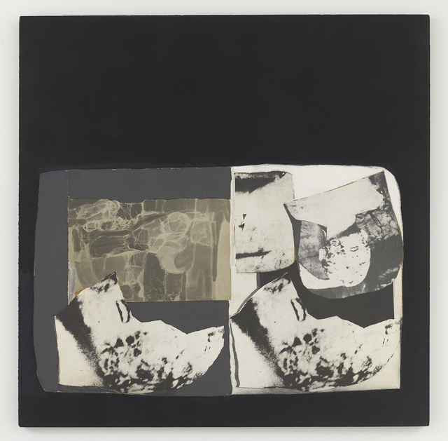 , 'Elegy Negative,' 1972, RYAN LEE