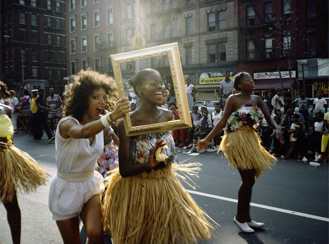 , 'Art Is. . . (Dancer in Grass Skirt), ,' 1983/2009, Alexander Gray Associates