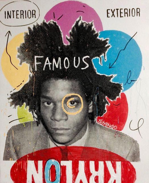, 'Krylon Basquiat ,' 2017, Artist's Proof