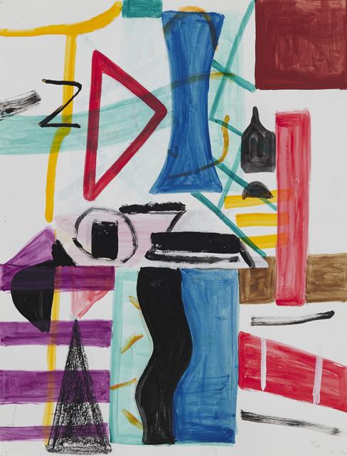 , 'Untitled (#9),' , Tibor de Nagy