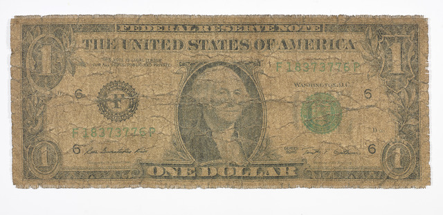 , 'US$1,' 2017, WHATIFTHEWORLD