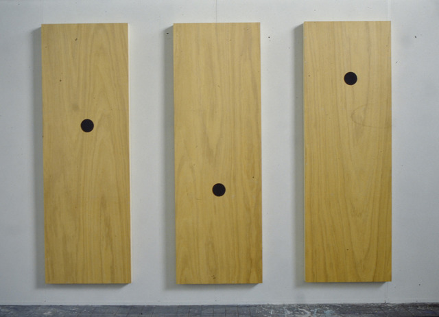 , 'Inverlieth Series (Triptych),' 1993, La Central