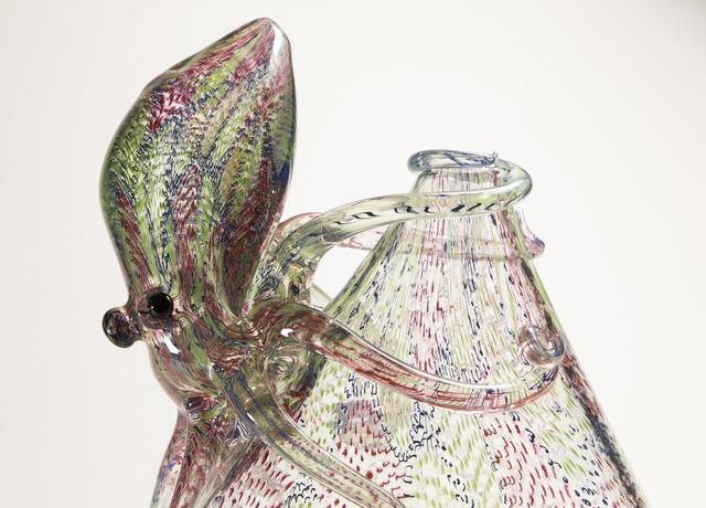 , 'Camouflage III Octopus,' 2018, Ignite Glass Studio