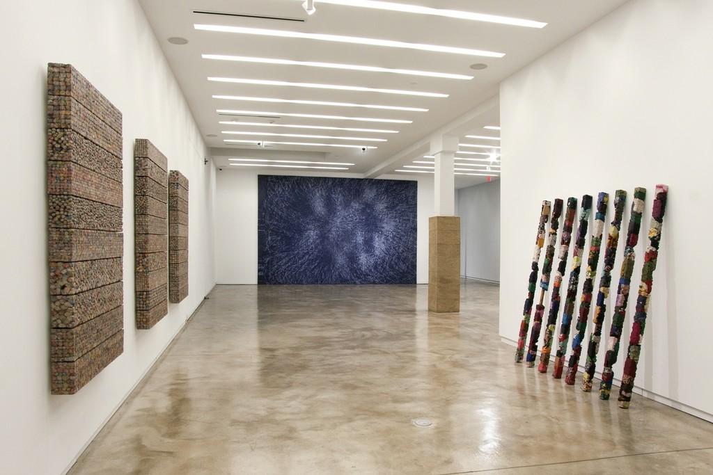 Manish Nai, Installation View, 2015. Photo by Tim Johnson