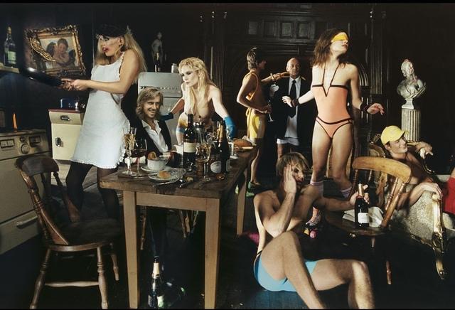 , 'Bjorn Borg / Breakfast ,' 2005, Kate Vass Galerie