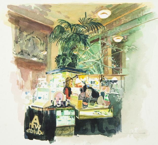 , 'I. Magnin, San Francisco (1),' 1993, Ronald Feldman Gallery