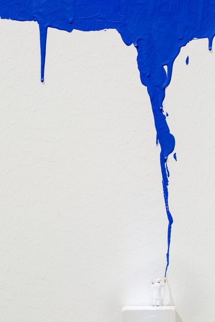 , 'Man Painting [Hombre pintando],' 2018, El Museo del Barrio