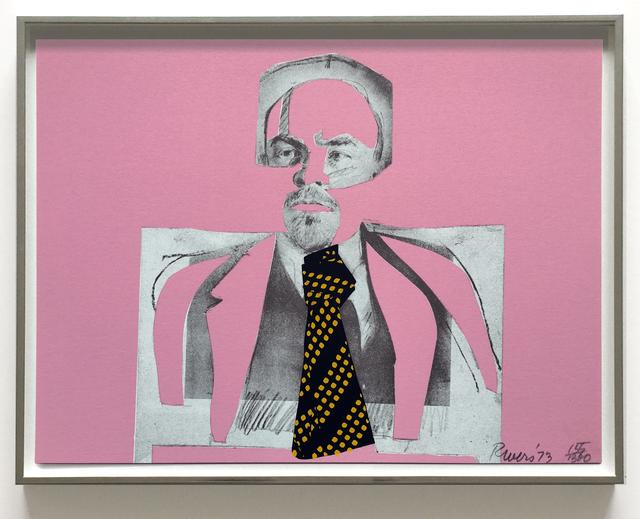 Larry Rivers, 'Untitled Lenin', 1973, Joseph K. Levene Fine Art, Ltd.