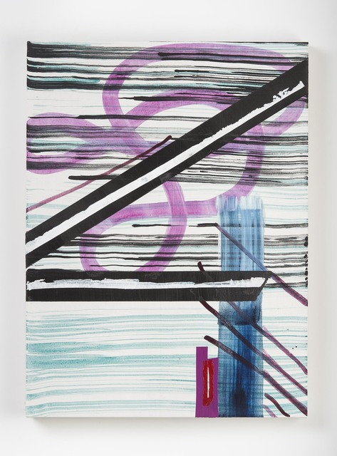 , 'Crossing Kara,' 2015, Alfonso Artiaco