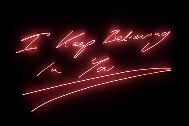 , 'I Keep Believing In You,' 2009, Galleria Lorcan O'Neill