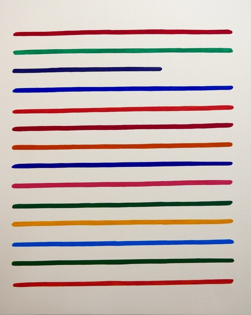 David Matthew King, 'Untitled. (No. 213)', 2019, The Dot Project