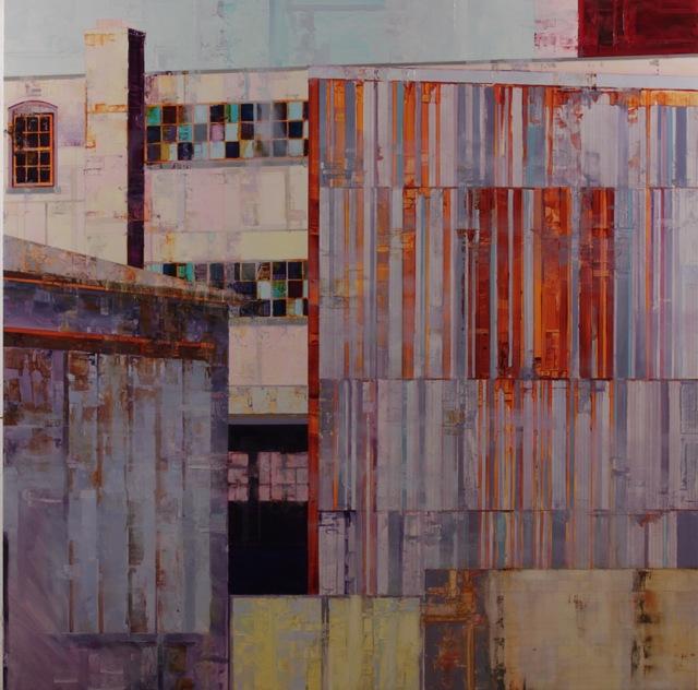 , 'Galvanized II,' 2018, J. Cacciola Gallery