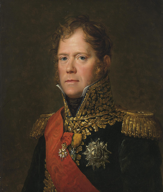 , 'Portrait of Michel Ney, Marshall of the French Empire, Duc of Elchingen, Prince of Moscow,' , Christie's Old Masters