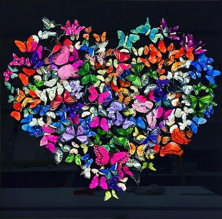 , 'Heart,' 2018, Tanya Baxter Contemporary