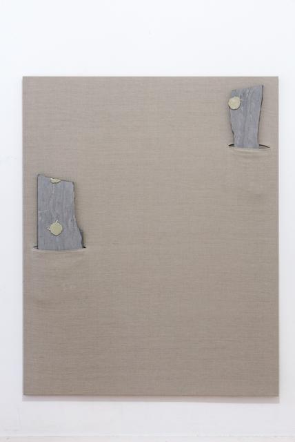 , 'Poche (Open Stone),' 2015, Mor Charpentier