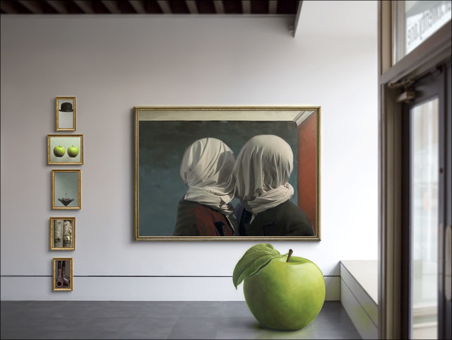 , 'This is Not Magritte,' 2015, Catherine Edelman Gallery