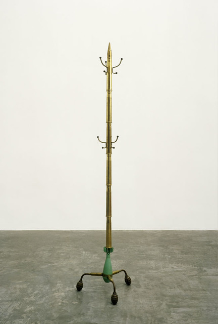 , '纪念碑_⼦弹⾐架 / Bullet Hanger,' 2010, Shanghai Gallery of Art