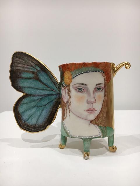 Irina S. Zaytceva, 'Butterfly Girl', 2019, Duane Reed Gallery