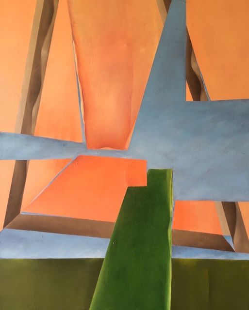 , 'Expansion #4,' 2016, Joshua Tree Art Gallery