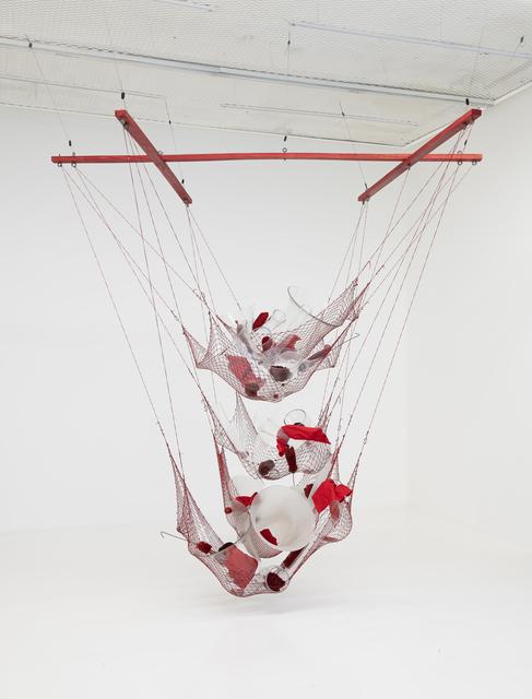 , 'Bell's Fall,' 1998, Bergamin & Gomide