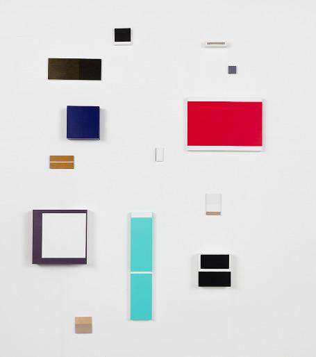 , 'Parede V,' 2016, Galeria Raquel Arnaud