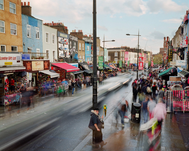 , 'Camden High Street, Camden Town, London, United Kingdom,' 2014, Anastasia Photo