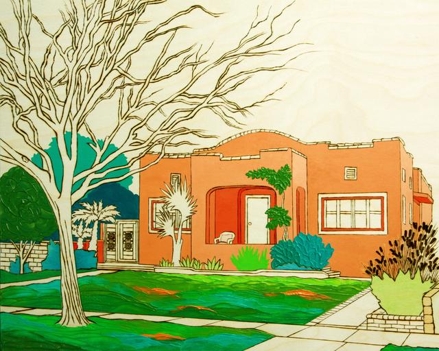 , 'The Neighborhood #4,' none, George Billis Gallery