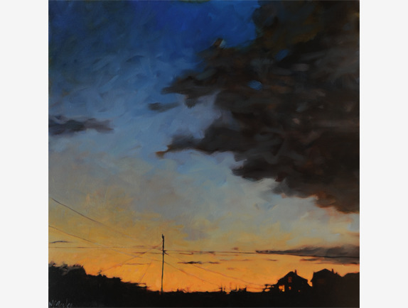 Sharon McGauley, 'Truro, Sundown ', 2018, Addison Art Gallery