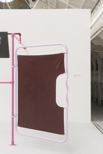 , 'Bias Hides (Chocolate),' 2017, Dürst Britt & Mayhew