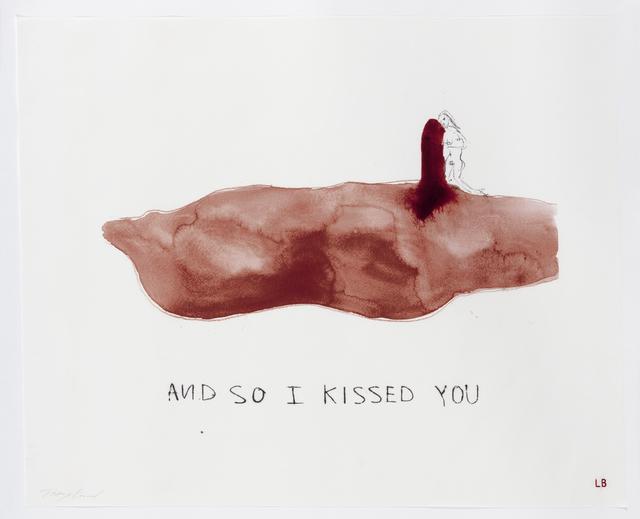 , 'And so I Kissed You,' 2009-2010, Carolina Nitsch Contemporary Art