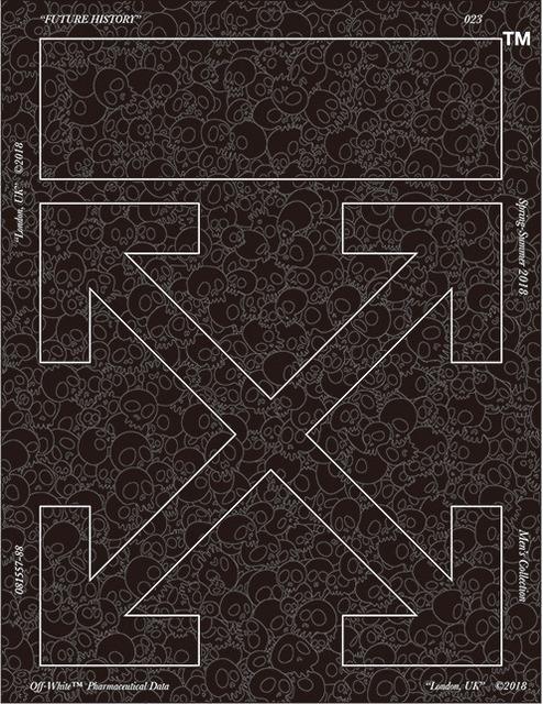 Takashi Murakami, 'MEMENTO MORI: STONE BLACK (VIRGIL ABLOH X TAKASHI MURAKAMI)', 2018, Marcel Katz Art