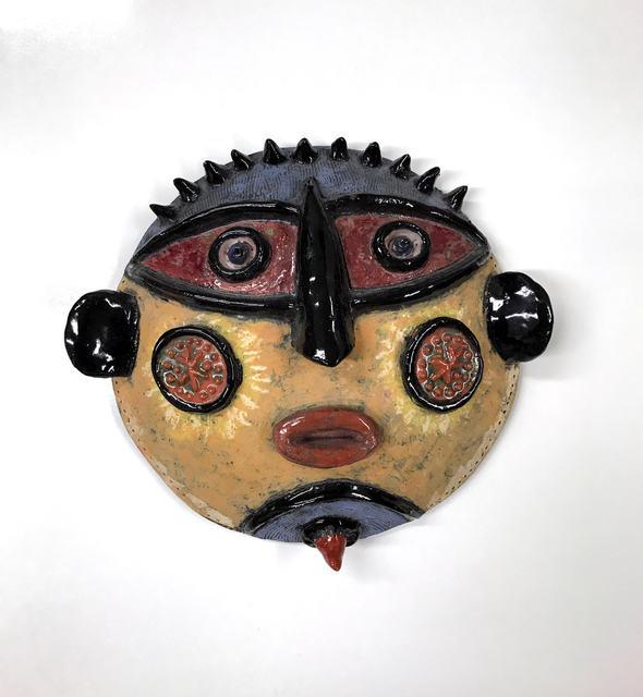 Louis Mendez, 'Aborigine Mask', CITYarts Benefit Auction