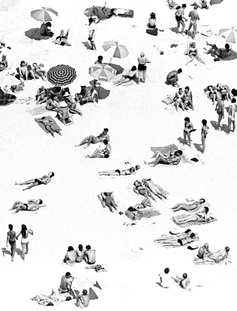 , 'Série Rio de Janeiro - Praia Vista de Cima,' 1968, Galeria Lume