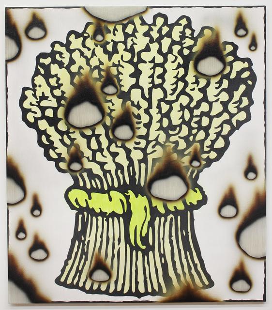 , 'Wheat from Chaffe,' 2017, Luis De Jesus Los Angeles
