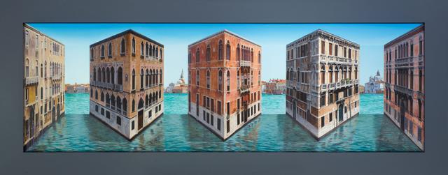 , 'Venetian Vision,' 2015, Tangent Contemporary Art