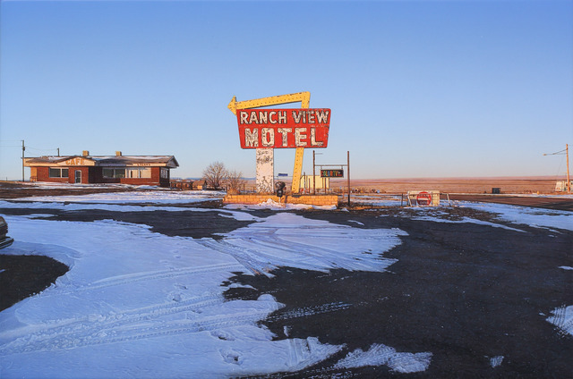 Rod Penner, 'Ranch View Motel / Vaughn, NM', 2013, Miles McEnery Gallery
