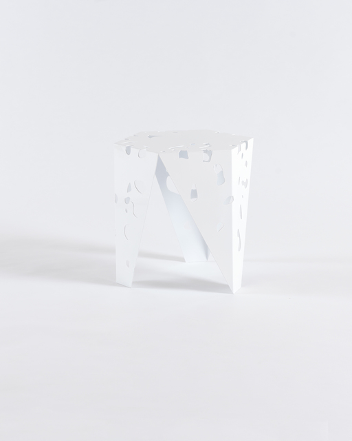 , 'FDA Stool (White),' 2014, Gallery ALL