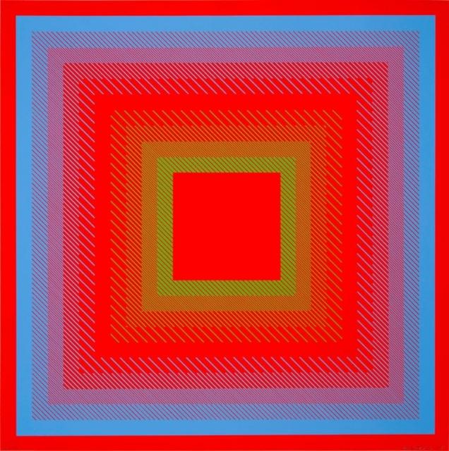 , 'Spectral Cadmium ,' 1968, Alpha 137 Gallery