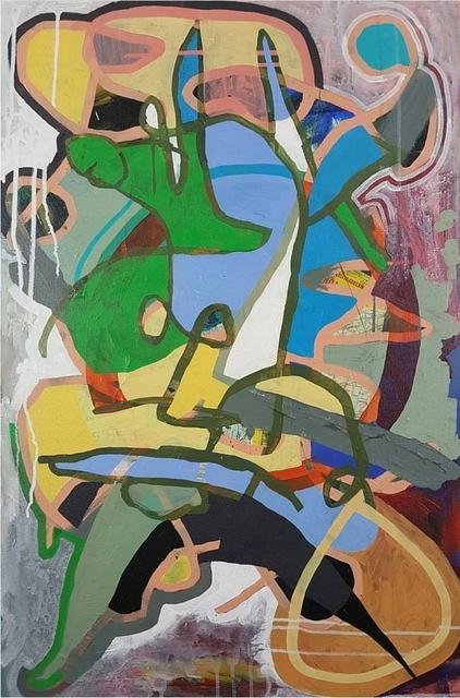 , 'abstract THREE,' 2016, SHIM Art Network