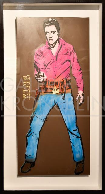 , 'King Elvis,' 2014, Galerie Kronsbein