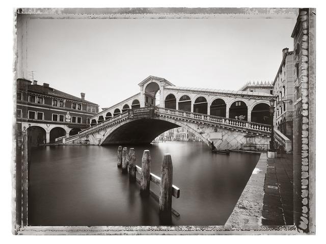 Christopher Thomas, 'Ponte di Rialto III', 2010, Ira Stehmann Fine Art Photography