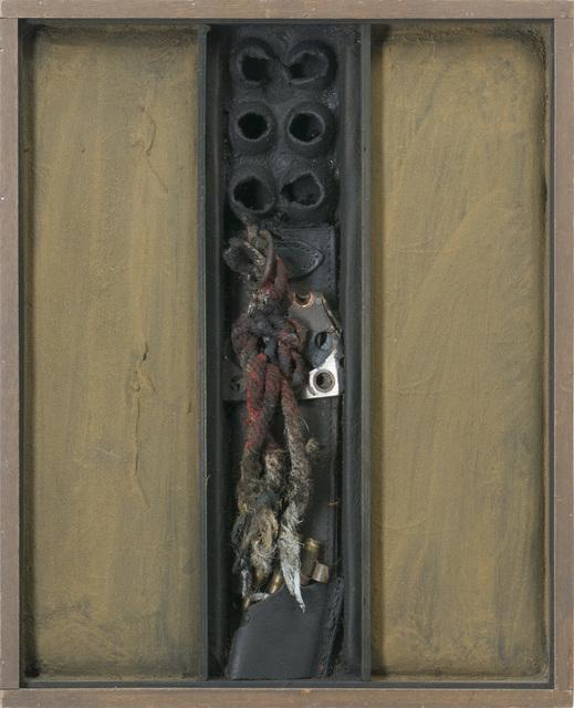 , 'Objektkasten Bonanza,' 1968, Galerie Schlichtenmaier